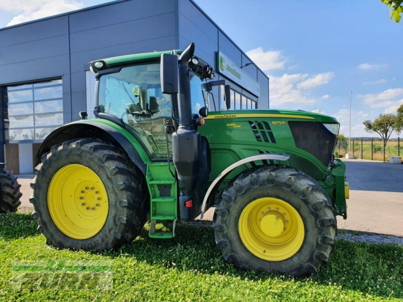 Traktor типа John Deere 6175R, Gebrauchtmaschine в Rot am See (Фотография 1)
