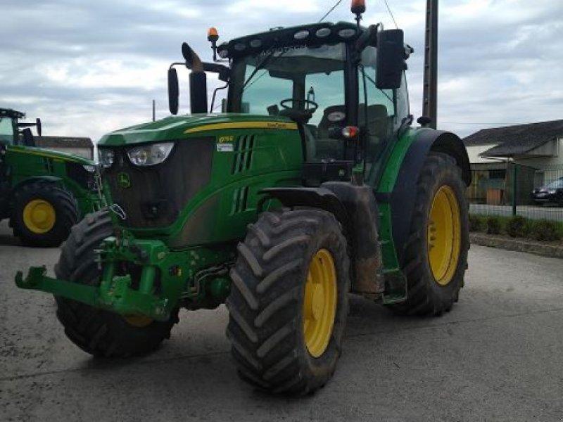 Traktor des Typs John Deere 6175R, Gebrauchtmaschine in BOSC LE HARD (Bild 1)