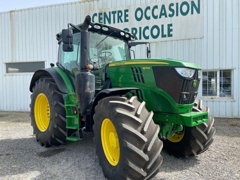 Traktor des Typs John Deere 6175R, Gebrauchtmaschine in CASTETIS (Bild 1)