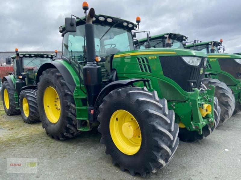 Traktor des Typs John Deere 6175R, Gebrauchtmaschine in Schwülper (Bild 1)