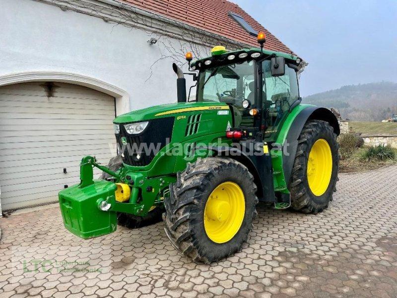 Traktor a típus John Deere 6175R, Gebrauchtmaschine ekkor: Großpetersdorf (Kép 1)