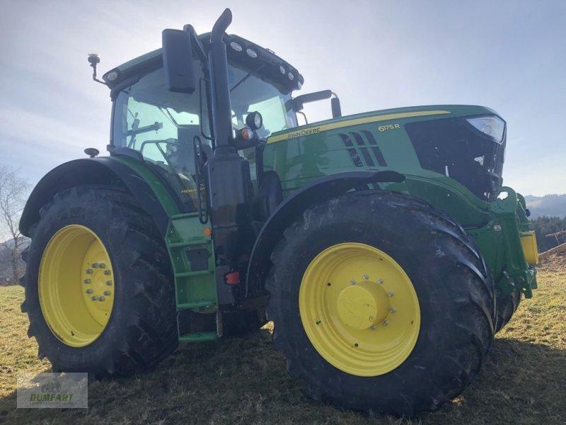 Traktor des Typs John Deere 6175R, Gebrauchtmaschine in Bad Leonfelden (Bild 1)