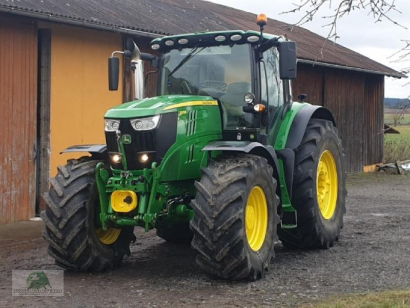 Traktor tipa John Deere 6175R, Gebrauchtmaschine u Steinwiesen-Neufang (Slika 1)