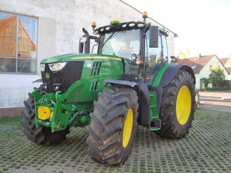 Traktor des Typs John Deere 6175R, Gebrauchtmaschine in Emskirchen (Bild 1)