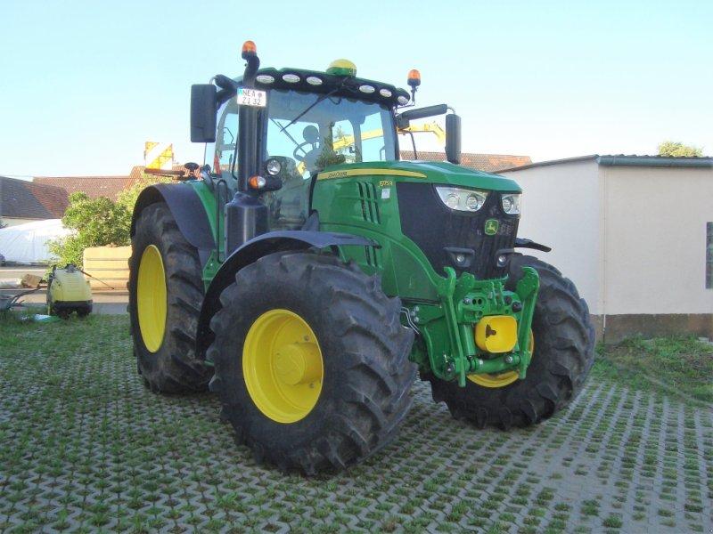 Traktor des Typs John Deere 6175R, Gebrauchtmaschine in Emskirchen (Bild 2)