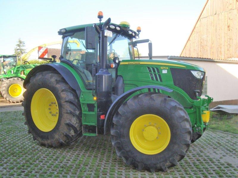 Traktor des Typs John Deere 6175R, Gebrauchtmaschine in Emskirchen (Bild 3)