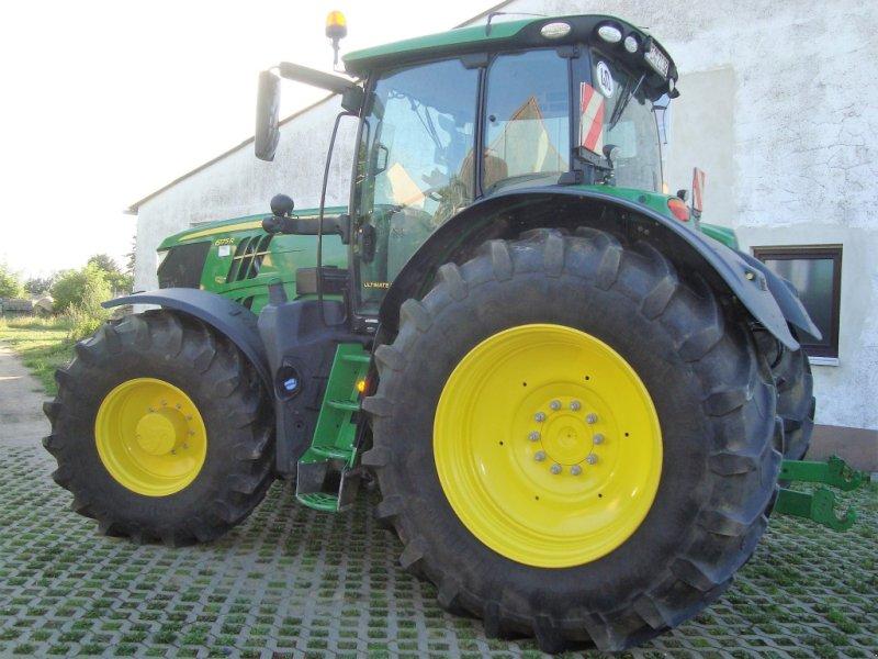 Traktor des Typs John Deere 6175R, Gebrauchtmaschine in Emskirchen (Bild 4)