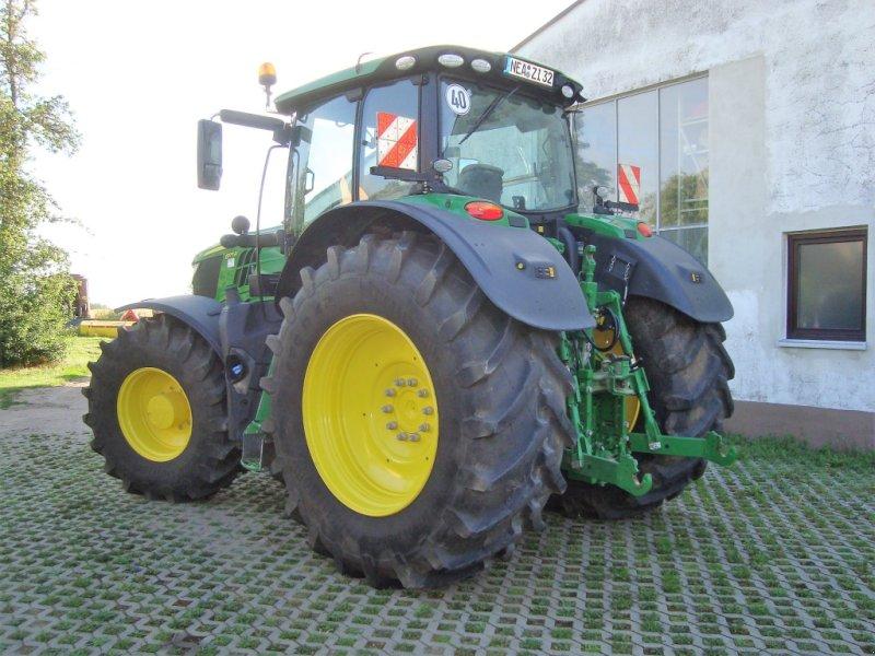 Traktor des Typs John Deere 6175R, Gebrauchtmaschine in Emskirchen (Bild 5)