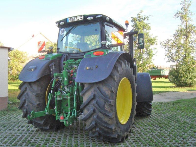 Traktor des Typs John Deere 6175R, Gebrauchtmaschine in Emskirchen (Bild 6)