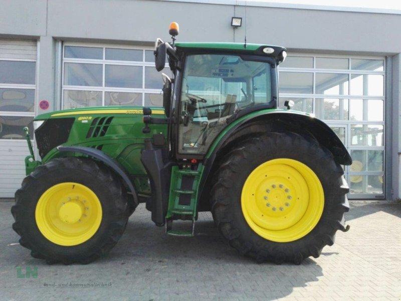 Traktor des Typs John Deere 6190 R Auto Powr, Gebrauchtmaschine in Eggenfelden (Bild 1)
