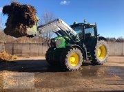 John Deere 6190 R Autopower + Frontlader Тракторы