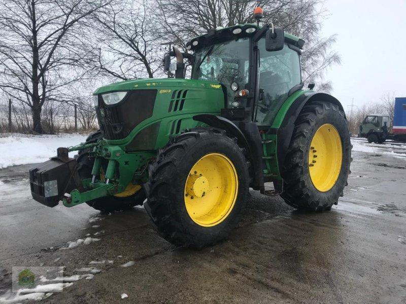 Traktor типа John Deere 6190 R  * Direct Drive *, Gebrauchtmaschine в Salsitz (Фотография 1)