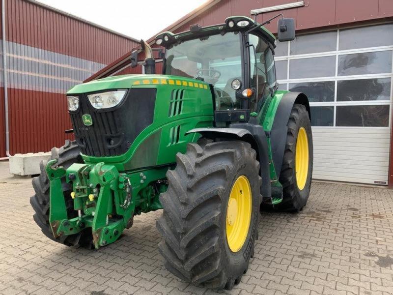 Traktor des Typs John Deere 6190 R mit GPS, Gebrauchtmaschine in Ostercappeln (Bild 1)