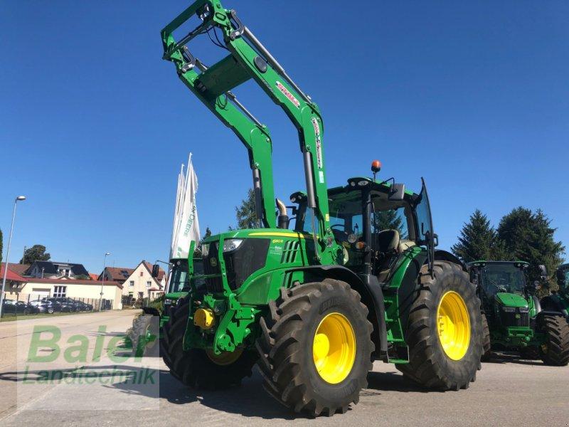 Traktor des Typs John Deere 6190 R, Gebrauchtmaschine in Hochmössingen (Bild 1)
