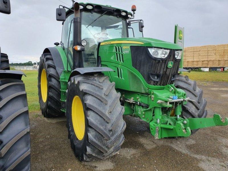 Traktor типа John Deere 6190 R, Gebrauchtmaschine в DOMFRONT (Фотография 1)