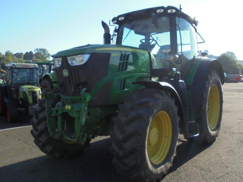 Traktor des Typs John Deere 6190 R, Gebrauchtmaschine in SAINT PALAIS  (Bild 1)