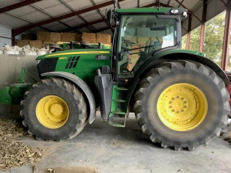 Traktor des Typs John Deere 6190 R, Gebrauchtmaschine in SAVIGNEUX (Bild 1)