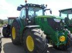 Traktor del tipo John Deere 6190 R en Logroño la Rioja