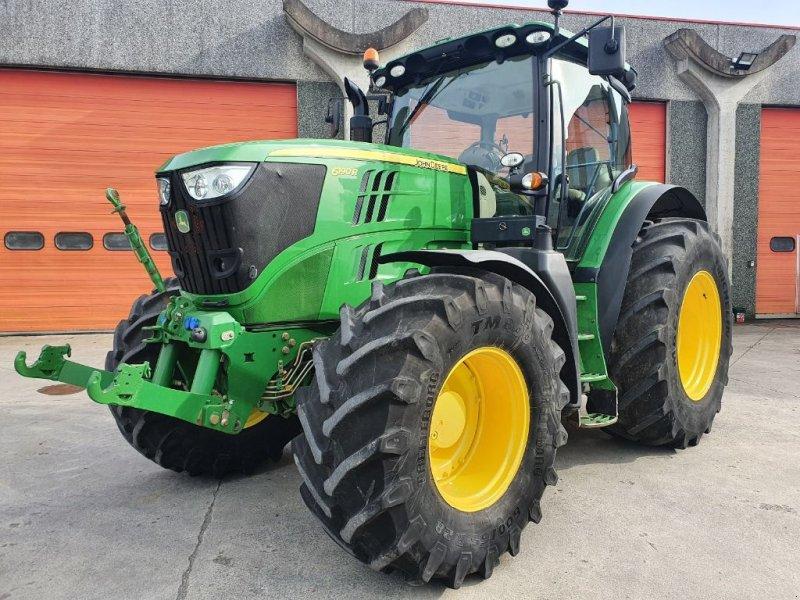 Traktor a típus John Deere 6190 R, Gebrauchtmaschine ekkor: Baillonville (Kép 1)