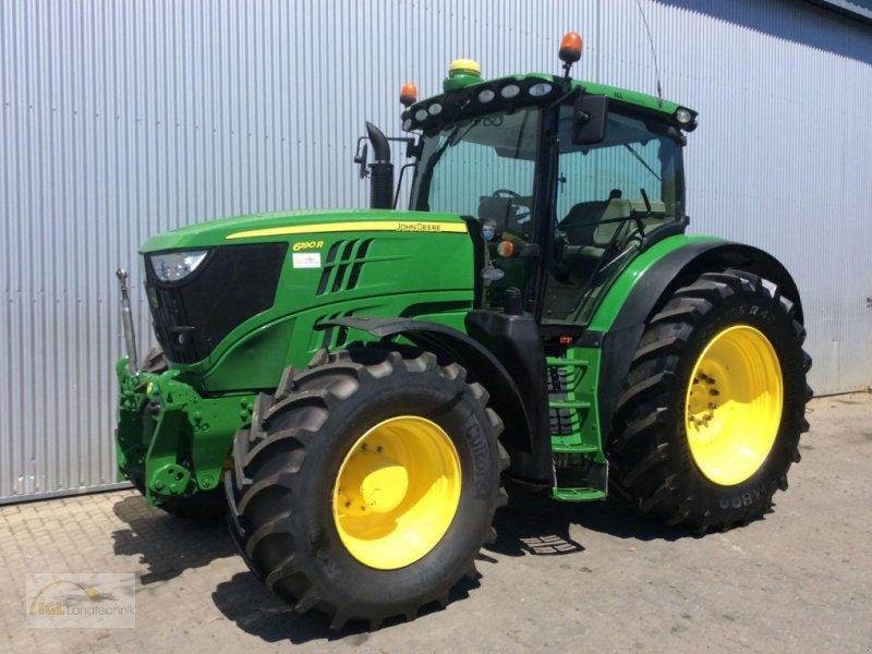 Traktor des Typs John Deere 6190 R, Gebrauchtmaschine in Pfreimd (Bild 1)