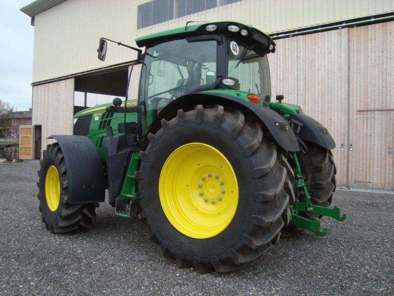 Traktor des Typs John Deere 6190 R, Gebrauchtmaschine in Emskirchen (Bild 5)