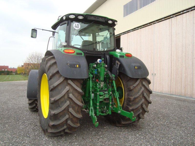Traktor des Typs John Deere 6190 R, Gebrauchtmaschine in Emskirchen (Bild 3)