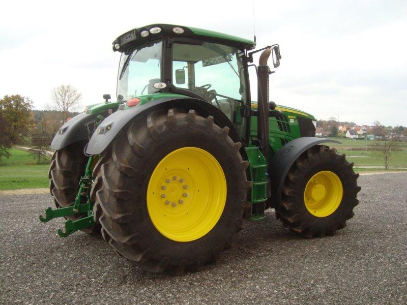Traktor des Typs John Deere 6190 R, Gebrauchtmaschine in Emskirchen (Bild 4)