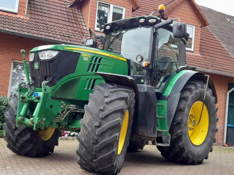 Traktor tip John Deere 6190 R, Gebrauchtmaschine in Seelze (Poză 1)
