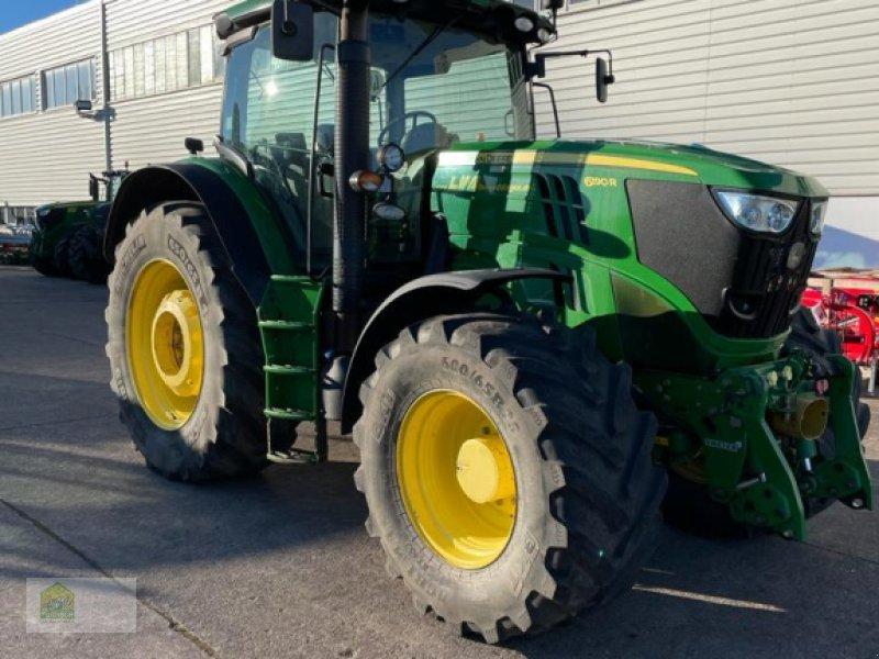 Traktor des Typs John Deere 6190R * Auto Quad *, Gebrauchtmaschine in Salsitz (Bild 1)