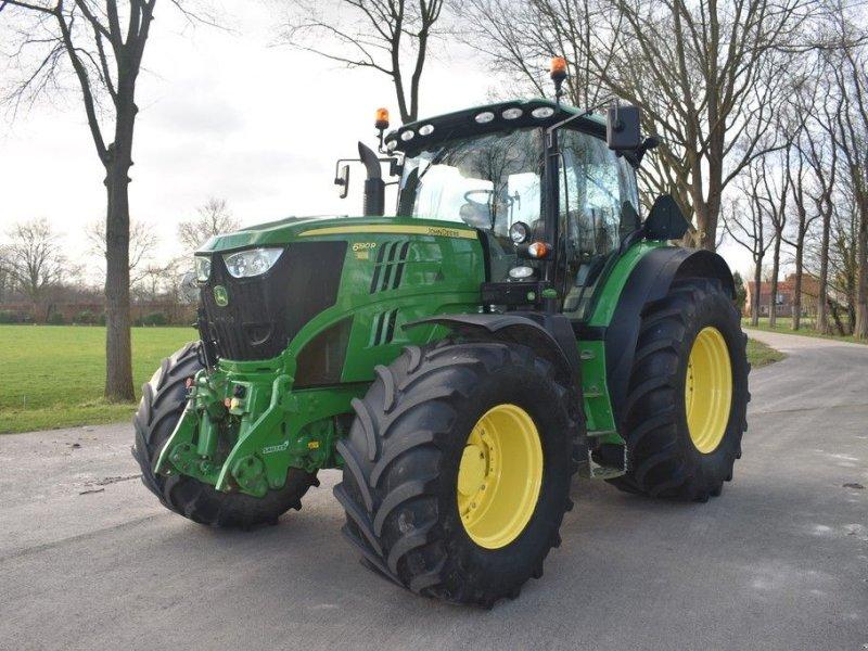 Traktor des Typs John Deere 6190R AutoPowr, Gebrauchtmaschine in Zuidoostbeemster (Bild 1)
