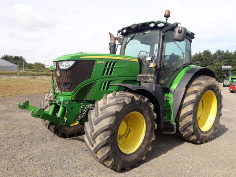 Traktor типа John Deere 6190R DD, Gebrauchtmaschine в DOMFRONT (Фотография 1)
