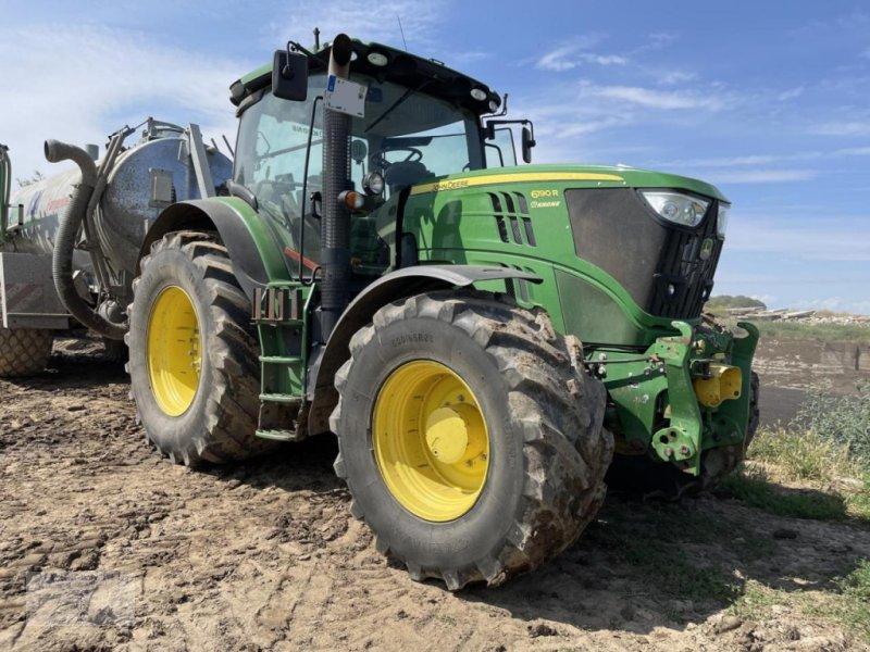 Traktor des Typs John Deere 6190R, DirectDrive, Frontzapfwelle, Gebrauchtmaschine in Pragsdorf (Bild 1)