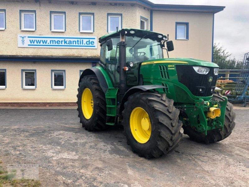 Traktor des Typs John Deere 6190R DirectDrive, Gebrauchtmaschine in Pragsdorf (Bild 1)