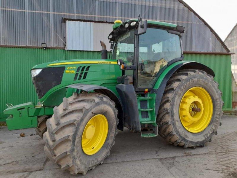 Traktor des Typs John Deere 6190R, Gebrauchtmaschine in Liebenwalde (Bild 1)