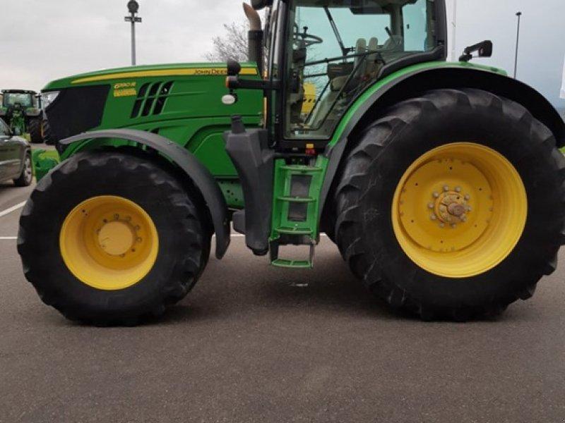 Traktor des Typs John Deere 6190R, Gebrauchtmaschine in Chavornay (Bild 1)