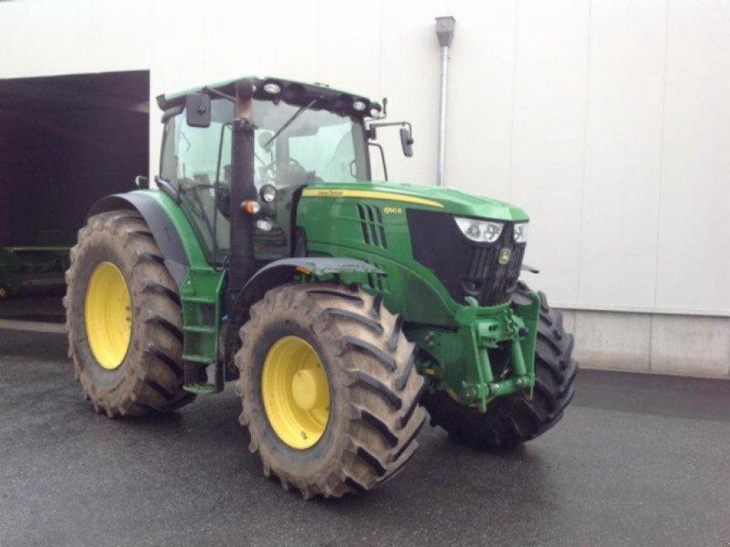 Traktor des Typs John Deere 6190R, Gebrauchtmaschine in Rietberg (Bild 1)