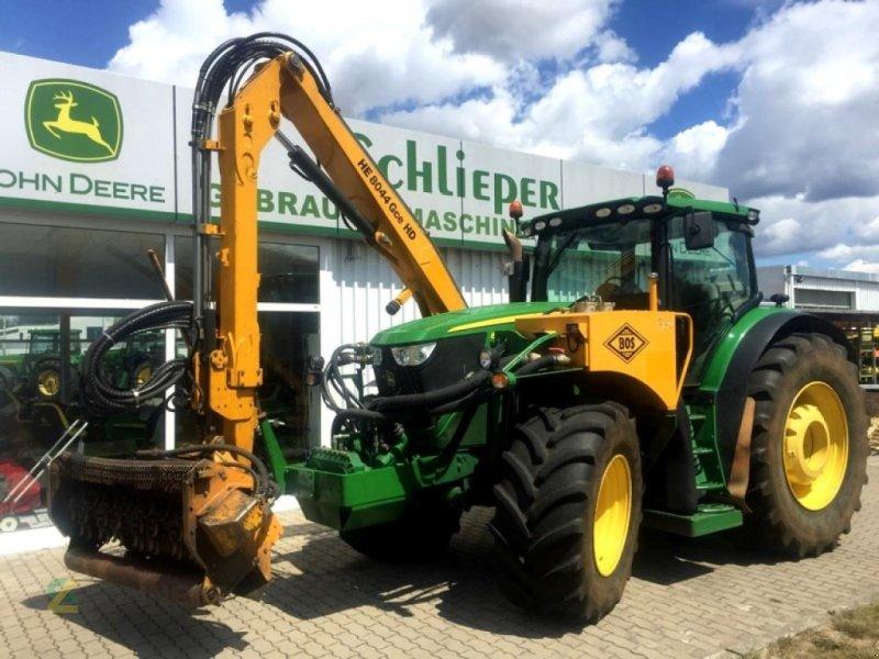 Traktor des Typs John Deere 6190R, Gebrauchtmaschine in Sonnewalde (Bild 1)
