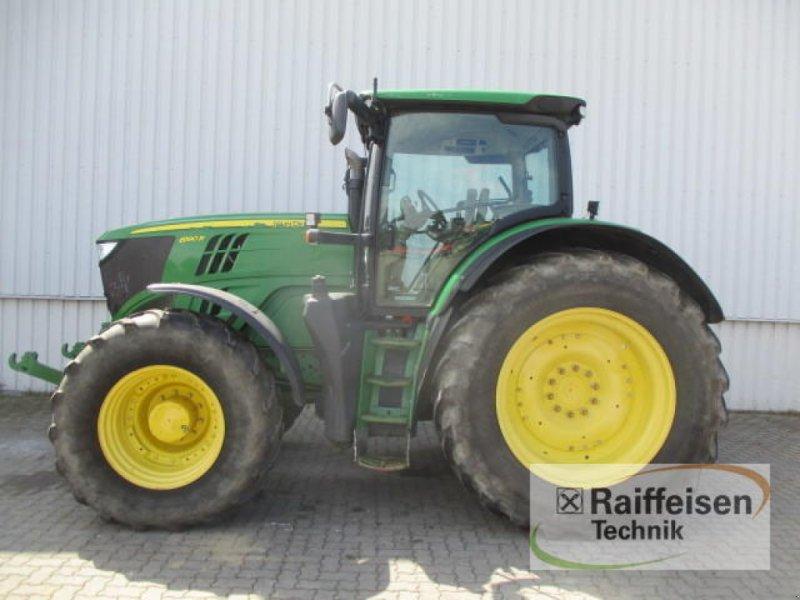 Traktor des Typs John Deere 6190R, Gebrauchtmaschine in Holle (Bild 1)