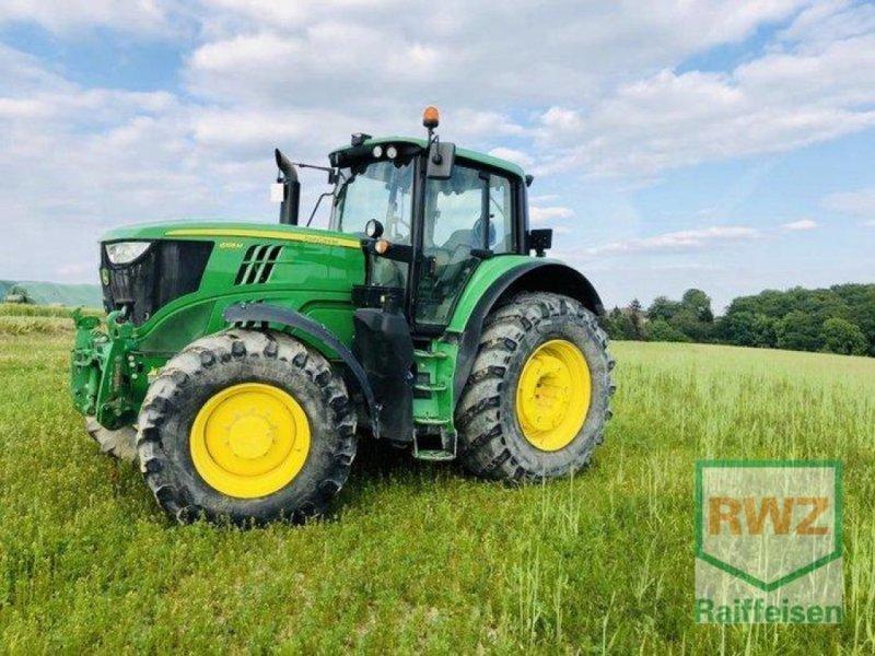 Traktor des Typs John Deere 6195 M, Gebrauchtmaschine in Rommerskirchen (Bild 1)
