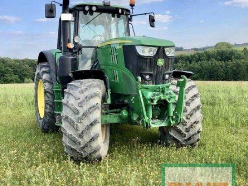 Traktor des Typs John Deere 6195 M, Gebrauchtmaschine in Rommerskirchen (Bild 8)