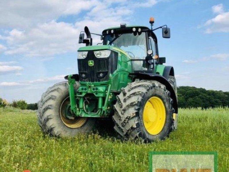 Traktor des Typs John Deere 6195 M, Gebrauchtmaschine in Rommerskirchen (Bild 6)