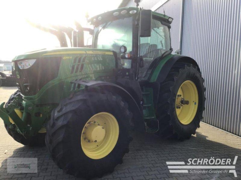 Traktor des Typs John Deere 6195 R AUTO POWR PRE, Gebrauchtmaschine in Wildeshausen (Bild 1)