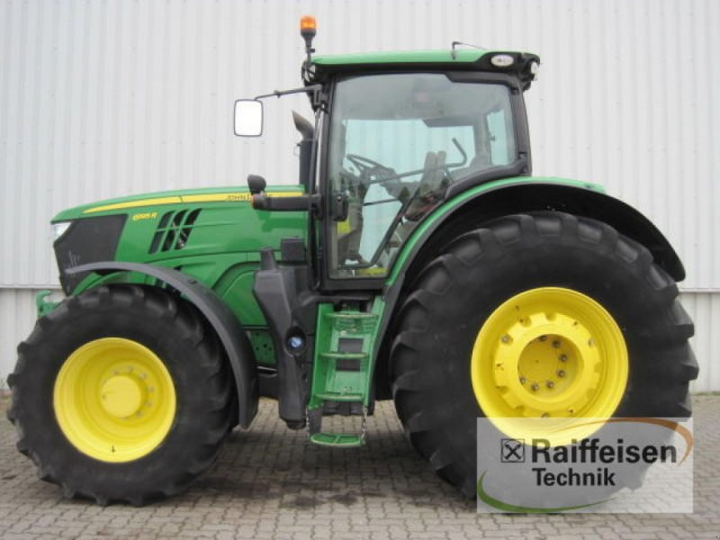 Traktor des Typs John Deere 6195 R AutoPowr, Gebrauchtmaschine in Holle (Bild 1)