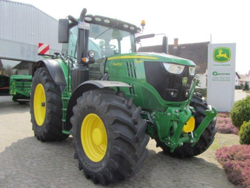 Traktor типа John Deere 6195 R Ultimate, Gebrauchtmaschine в Achern (Фотография 1)