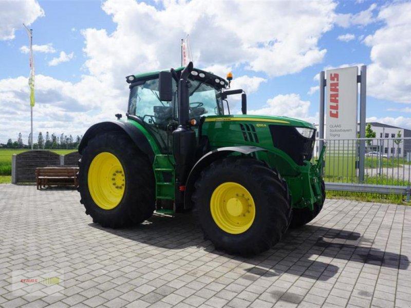 Traktor des Typs John Deere 6195 R, Gebrauchtmaschine in Töging a. Inn (Bild 1)
