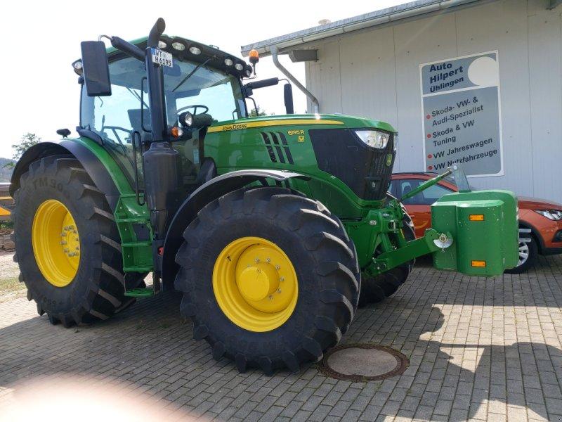 Traktor des Typs John Deere 6195 R, Gebrauchtmaschine in Ühlingen-Birkendorf (Bild 1)