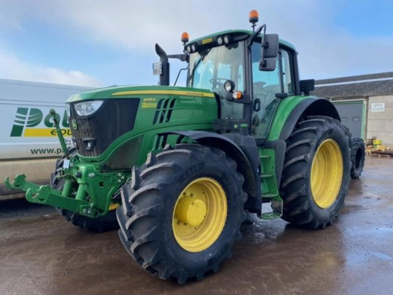 Traktor типа John Deere 6195M, Gebrauchtmaschine в Richebourg (Фотография 1)
