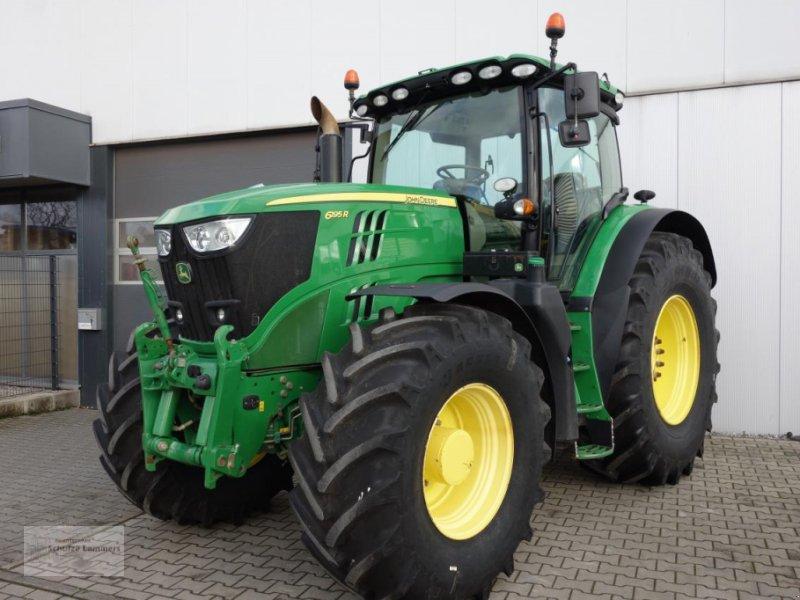 Traktor tipa John Deere 6195R AP Autotrac ready, Gebrauchtmaschine u Borken (Slika 1)