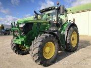 Traktor типа John Deere 6195R DirectDrive MIT FRONTLADER, Gebrauchtmaschine в Sülzetal