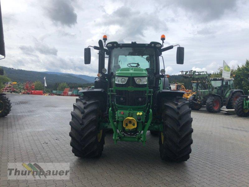 Traktor a típus John Deere 6195R Ultimate Edition, Gebrauchtmaschine ekkor: Bodenmais (Kép 3)